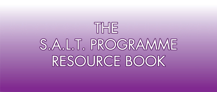 SALT Programme Screen Image