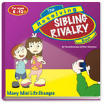Resolving Sibling Rivalry book for children